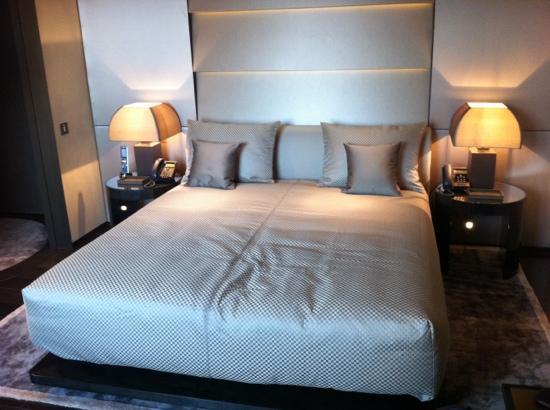 Armani Hotel Milano: camera stand