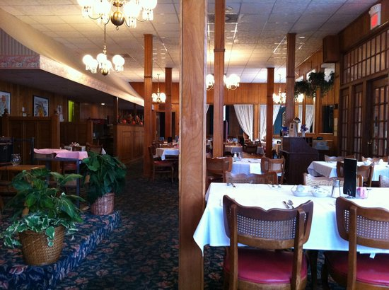Sainte Genevieve, MO: good restaurant