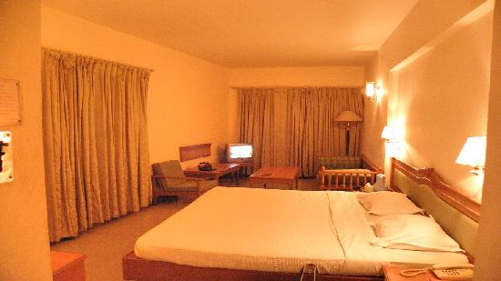 Sealord Hotel Cochin: The room