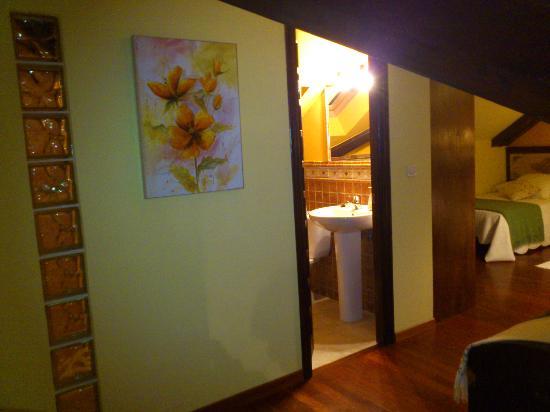 Hotel Rural Cabo Busto: Habitación doble