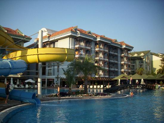 SENTIDO Turan Prince: Hotel