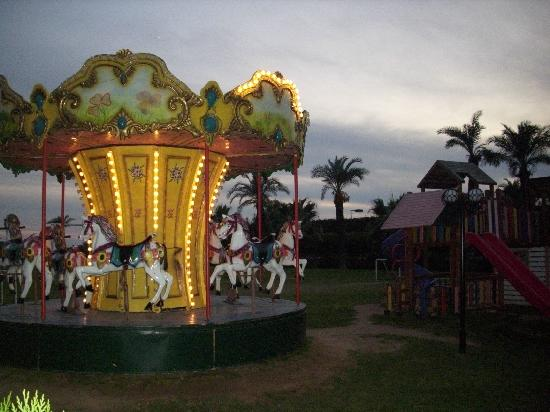 SENTIDO Turan Prince: Spielplatz
