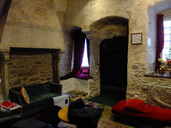 Kuninga Apartments: sitting area