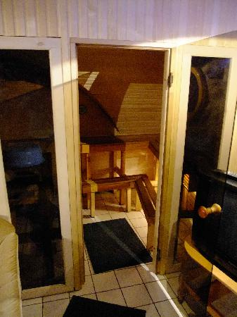 Kuninga Apartments : sauna