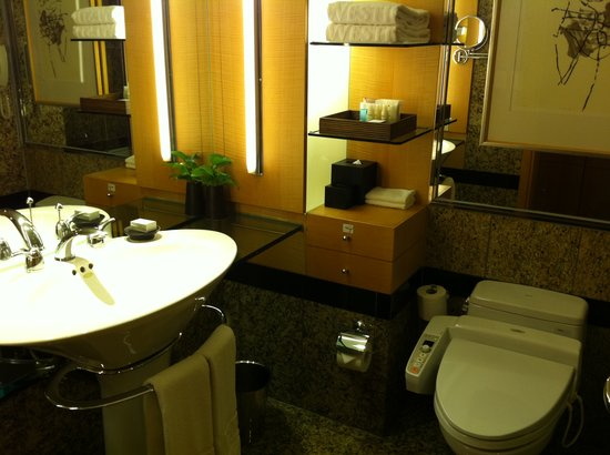 The Westin Chosun Seoul : bathroom
