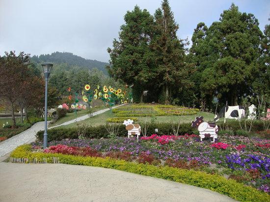 清境小瑞士花园