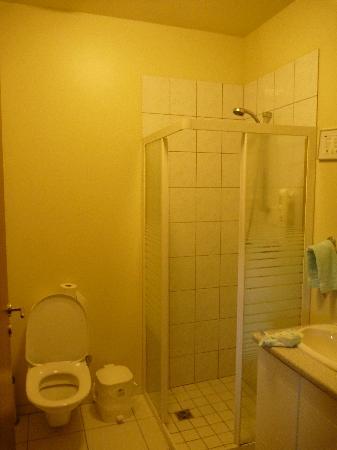 Hotel Gullfoss : bathroom