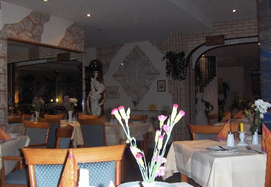 Hotel Constantin : Restaurant of the hotel
