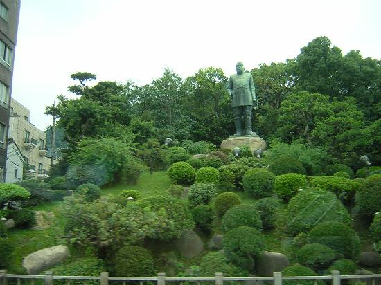 西郷像 - Picture of Saigo Takamori Statue, Kagoshima - TripAdvisor