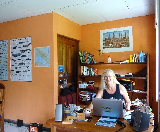 Martina's Place Hostel: And what tour may we organize for you today?