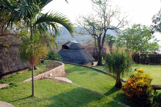 Hornbill Lodge: the two twin rooms
