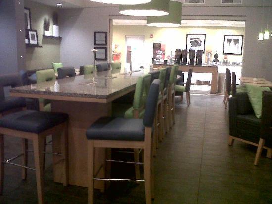 Hampton Inn & Suites Sarasota-Bradenton Airport: Loved the decor