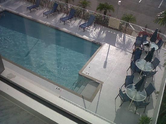 Hampton Inn & Suites Sarasota-Bradenton Airport: Nice view