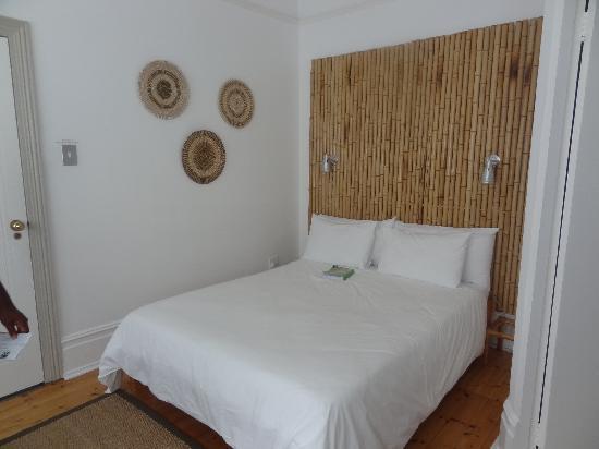 Antrim Villa: chambre