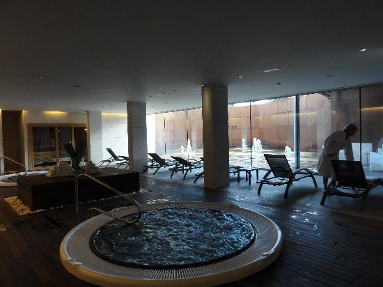 Finca Prats Hotel Golf & Spa: spa area