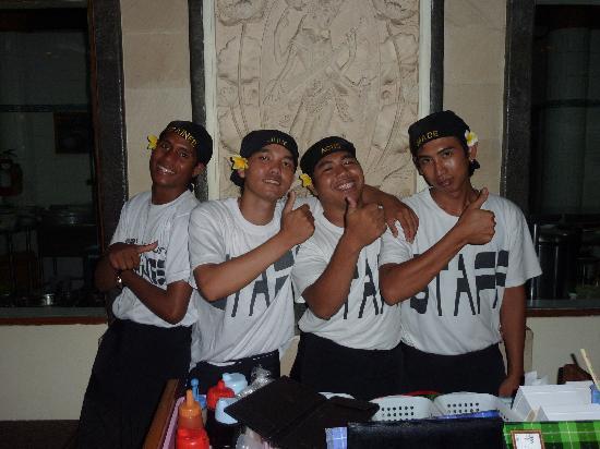 Febri's Hotel & Spa: The best staff in Bali