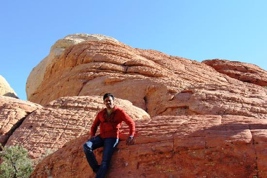 Grand Canyon by One Day Tours: Me.. Tom helped me