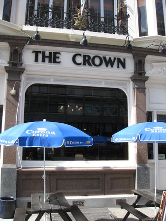 The Crown Pub And Grill