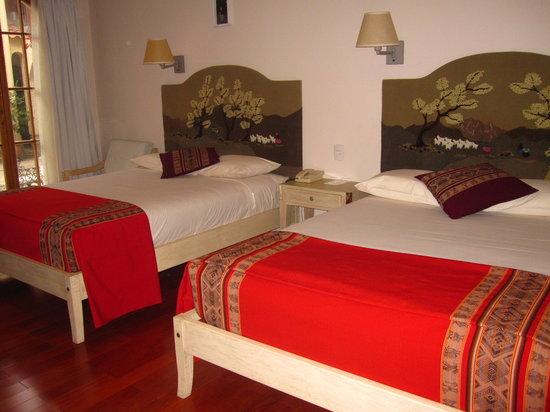 Hotel Rosario La Paz : updated second room