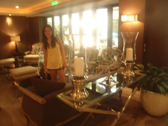 Y Hotel: la entrada