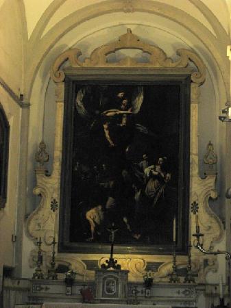 Pio Monte della Misericordia: Seven Acts of Mercy by Caravaggio