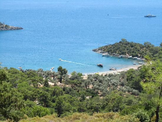 Villa Rhapsody: Nearby Gemiller (sp?) Beach