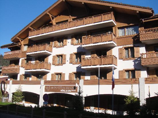 Hotel Au Coeur du Village: Hôtel
