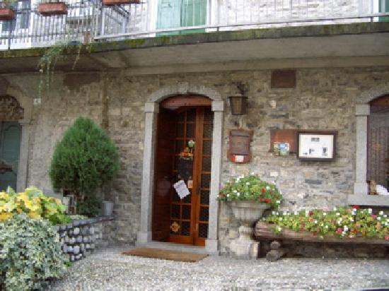 B&B Ca' Noeva: Il Caminetto Restaurant