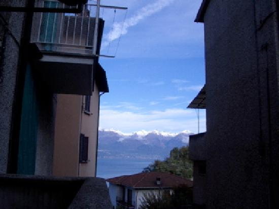 B&B Ca' Noeva: View from Gittana side street