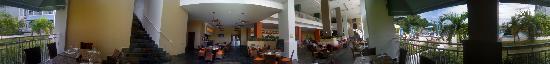 Sheraton Bijao Beach Resort : Área de restaurante