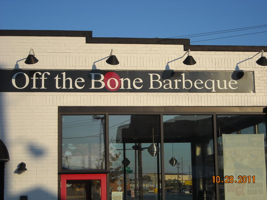 Photo of American Restaurant Off the Bone Barbeque at 1734 S Lamar St, Dallas, TX 75215, United States