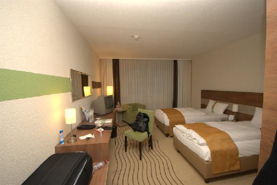 Holiday Inn Berlin City East : Bedroom