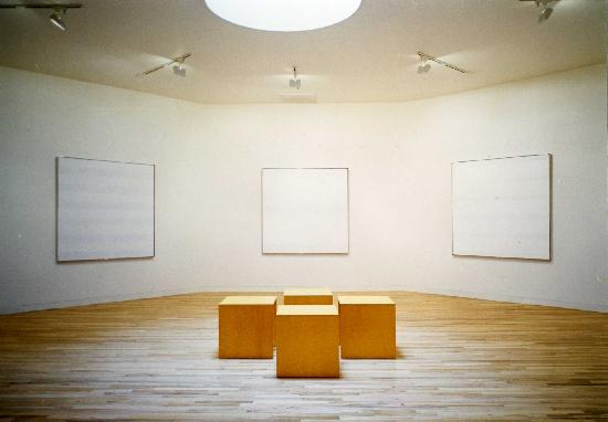 Harwood Museum of Art: Agnes Martin Gallery, photo credit Rick Romancito