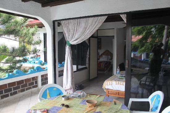 Villa Roxana - Appartement mit Terrasse