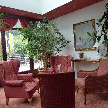 Hotel Post: Sala fumatori