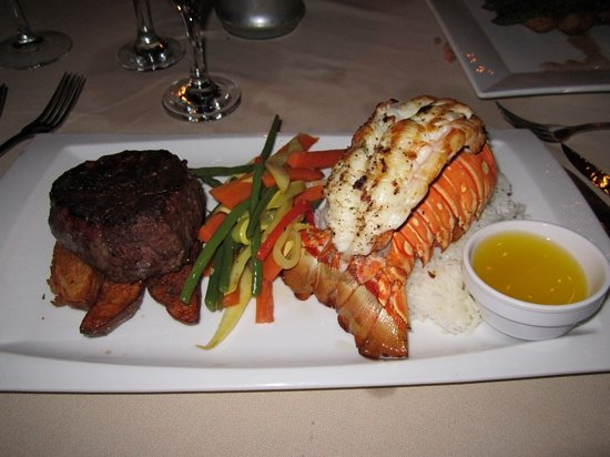 Opus : Surf and Turf