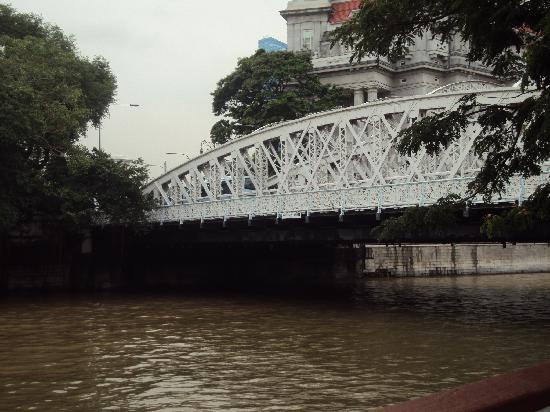 Esplanade Park: Anderson Bridge