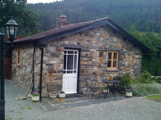 Dolweunydd Bed & Breakfast: Beautiful & Romantic Garden Cottage