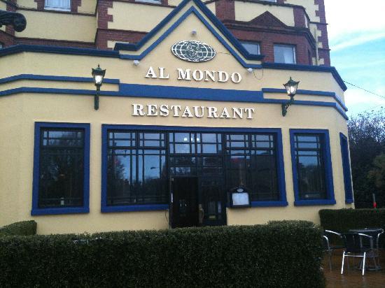 Al Mondo: The Entrance
