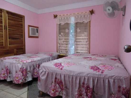 Villa El Habano: Habitacion