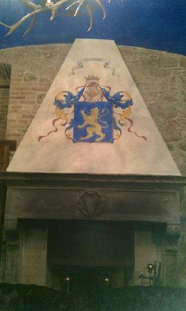 Castello di Monterone: inside the castle 2