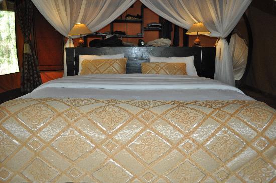 Mara Timbo Camp: Schlafzimmer
