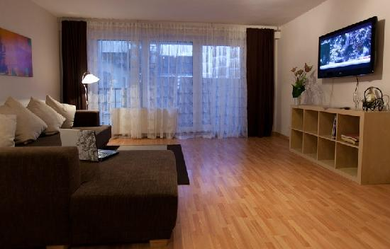 Petersburg Hotel : Спальня комната 2