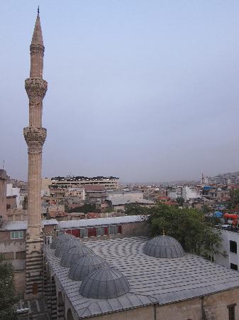Yesemek Hotel : View from my room