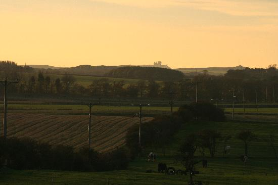 Springwood: View from dunstanburgh room