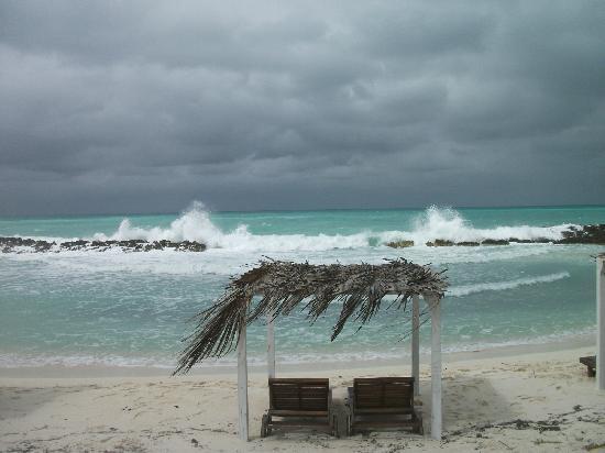 Melia Buenavista: a strong storm