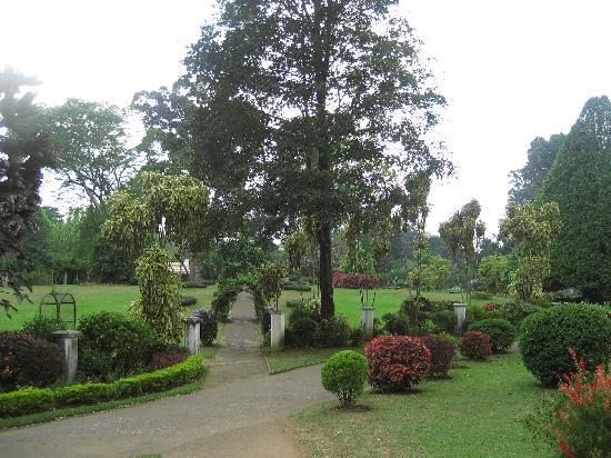 Peradeniya, Sri Lanka: Botanical Garden