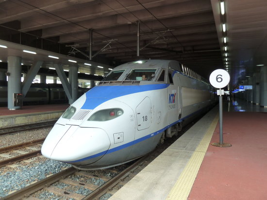 KTX (Korea Train Express) : KTC Antriebswagen (Lokomotive)