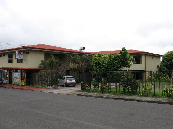 Tilaran, Costa Rica: Hotel Guadalupe
