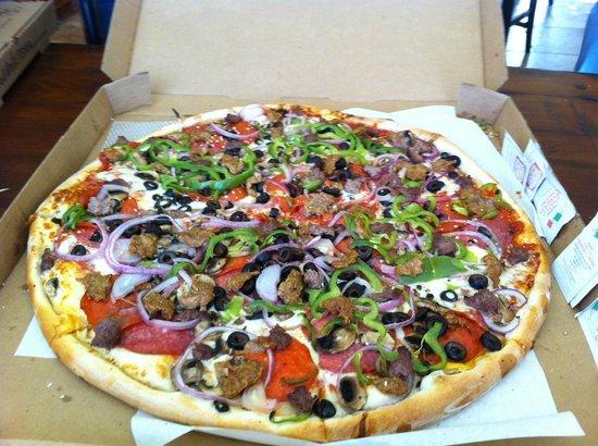 Andolini's Pizzeria: Andolini's Combination (take out)